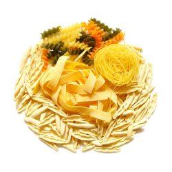 Макаронные изделия витаминизированные высшего сорта