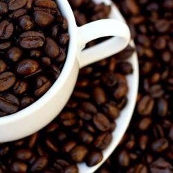 Кофе жареный в зернах