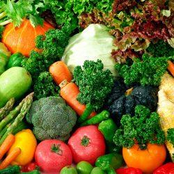 Сезонность пищевых продуктов. Овощи.